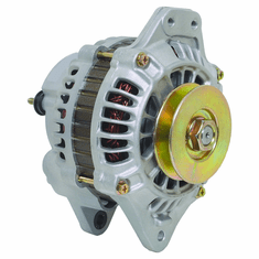 NEW 1987-1990 MITSUBISHI VAN L4 2.4L 186-0479 8EL-732-738-001 REPLACEMENT ALTERNATOR
