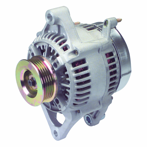 NEW 1990 PLYMOUTH GRAND VOYAGER 3.3L 186-0581 AL6509X 5234029 REPLACEMENT ALTERNATOR