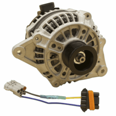 NEW 350AMP HAIRPIN ALTERNATOR FITS HYUNDAI ELANTRA L4 2.0L 2007-2012 HI-AMP 37300-23650RU 2655635 600162 A0002655635
