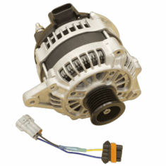 NEW 350AMP HAIRPIN ALTERNATOR FITS KIA SPECTRA L4 2.0L 2007-09 SPECTRA5 HI-AMP 37300-23650RU 2655635 600162 A0002655635