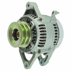 NEW 89 CHRYSLER FIFTH AVENUE DODGE DIPLOMAT PLYMOUTH CARAVELLE GRAN REPLACEMENT ALTERNATOR