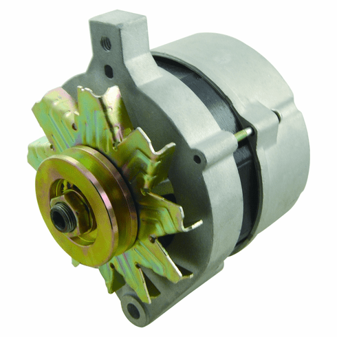 NEW FORD LINCOLN MERCURY VERSATILE NEW HOLLAND 4.7 5.8 4.3 REPLACEMENT ALTERNATOR