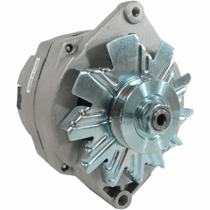 NEW - GM 105 Amp 1 Wire Universal Mount Old Style 10SI 12SI Alternator