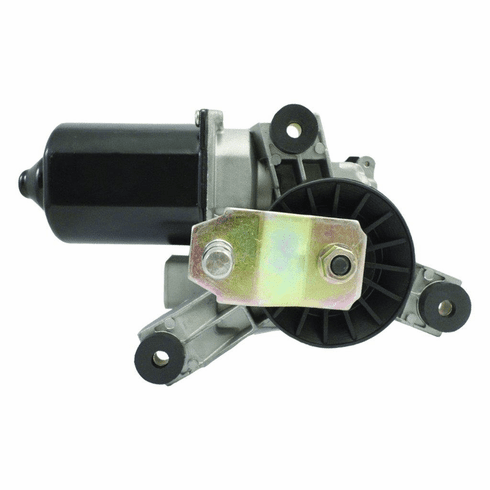 NEW WIPER MOTOR FITS CADILLAC CHEVROLET GMC 1990-2002 INCLUDES PUL.
