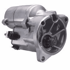 Nippondenso Style Replacement Manual Trans 2 Bolt Starter
