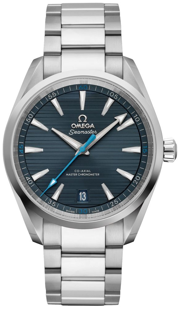 220 10 41 21 03 002 Omega Aqua Terra Automatic Watch