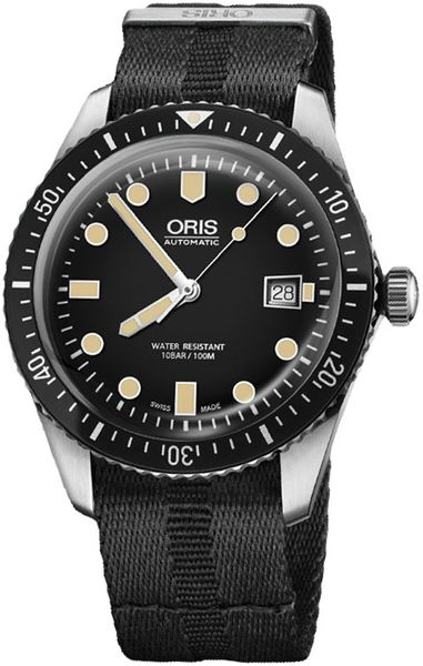 Oris Divers Sixty-Five 42mm Men's Watch 73377204054FS