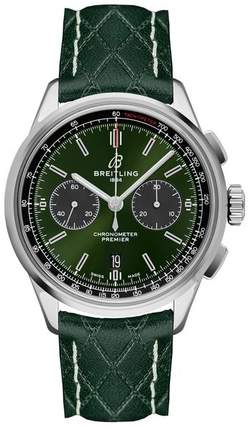 Breitling Premier B01 Chronograph 42 Bentley Men's Watch AB0118A11L1X1