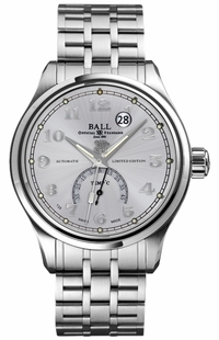 Ball Trainmaster Celsius Men's Watch NT1050D-SJ-SLC