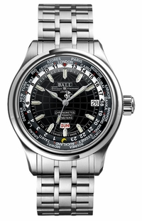 Ball Trainmaster Worldtime Men's Watch GM1020D-S1CAJ-BK