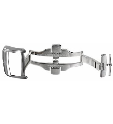 Baume et Mercier 15mm Deployment Buckle MX00374G