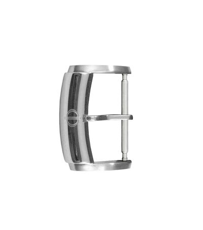 Baume et Mercier Polished Stainless Steel Tang Buckle MX008TSW