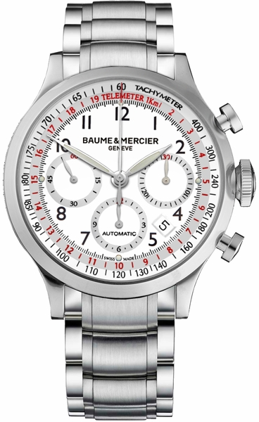Baume & Mercier Capeland Men's Watch 10061