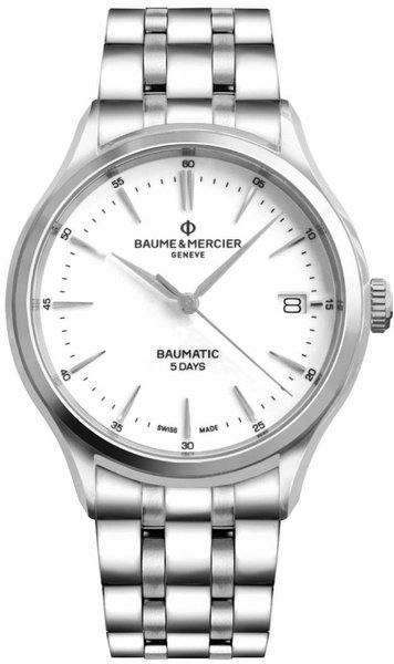 Baume & Mercier Clifton 10400