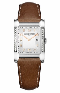 Baume & Mercier Hampton Diamonds Women's Watch MOA10023