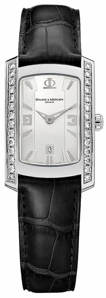 Baume & Mercier Hampton Milleis Women's Quartz Watch 8513