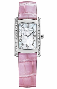 Baume & Mercier Hampton Milleis Diamond Women's Watch 8745