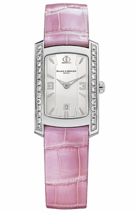 Baume & Mercier Hampton Milleis Ladies Diamond 8513