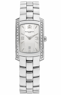 Baume & Mercier Hampton Milleis Quartz Watch 8513