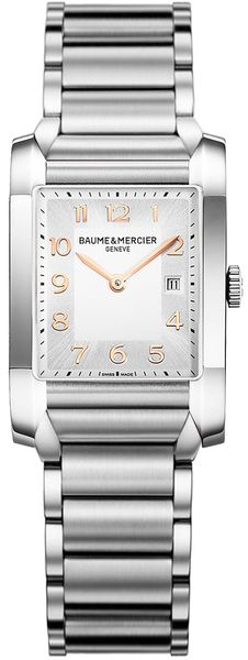 Baume & Mercier Hampton Rectangular Women's Watch MOA10020