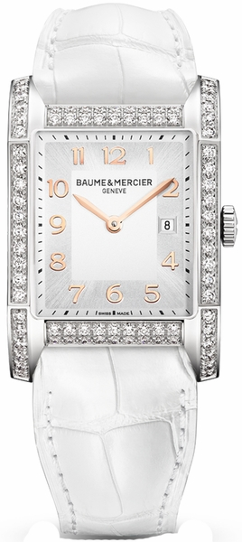 Baume & Mercier Hampton Rectangular 10025