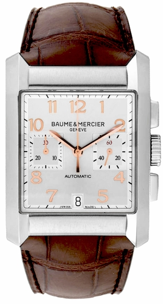 Baume & Mercier Hampton Rectangular 10029
