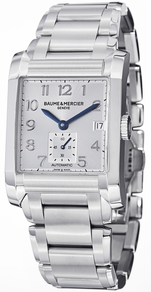 Baume & Mercier Hampton Rectangular 10047