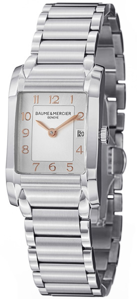 Baume & Mercier Hampton Rectangular 10049