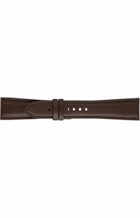 Bell & Ross 22mm Dark Brown Leather Strap B-V-039
