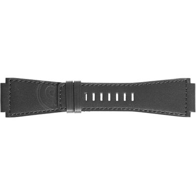 Bell Ross 24mm Black Calfskin Strap B-V-052