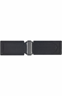 Bell & Ross 24mm Black Canvas Strap B-F-005