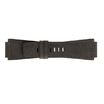 Bell Ross 24mm Grey Calfskin Strap B-V-062-XL