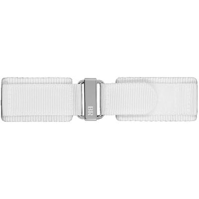 Bell & Ross 24mm White Canvas Strap B-F-007
