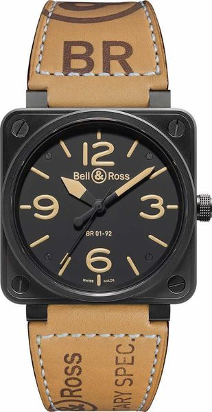 Bell & Ross Aviation Instruments BR0192-HERITAGE