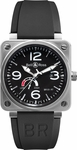 Bell & Ross Aviation BR0197-BL-ST