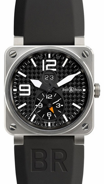Bell & Ross Aviation Instruments BR0351-GMT