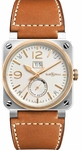 Bell & Ross Aviation Instruments BR0390-BICOLOR