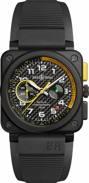 Bell & Ross Aviation Instruments BR0394-RS17