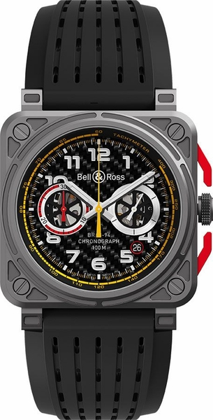 Bell & Ross Aviation Limited Edition Men's Watch BR0394-RS18