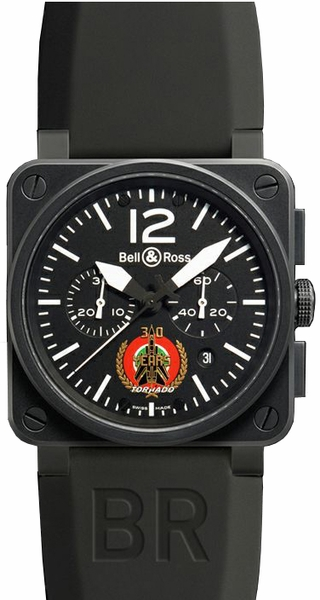 Bell & Ross Aviation Instruments BR0394-TORNADO