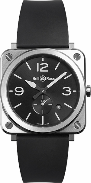 Bell & Ross Aviation Instruments BRS-BLC-ST
