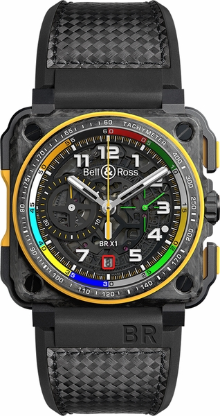 Bell & Ross Aviation Experimental BRX1-RS17
