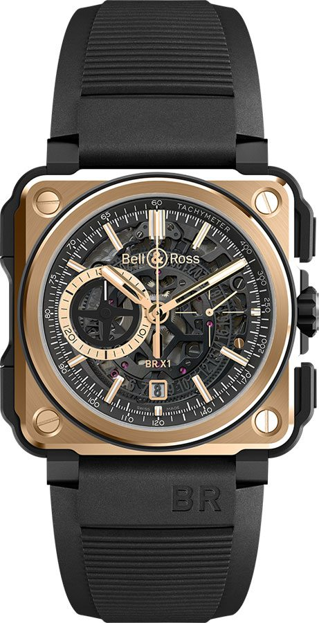 Bell & Ross Aviation Experimental BRX1-CE-PG