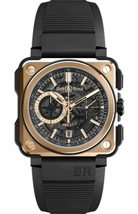 Bell & Ross Aviation Experimental Limited Edition Men's Watch BRX1-CE-PG