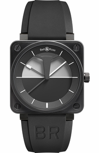Bell & Ross Aviation Instruments Black PVD Men's Watch BR0192-HORIZON