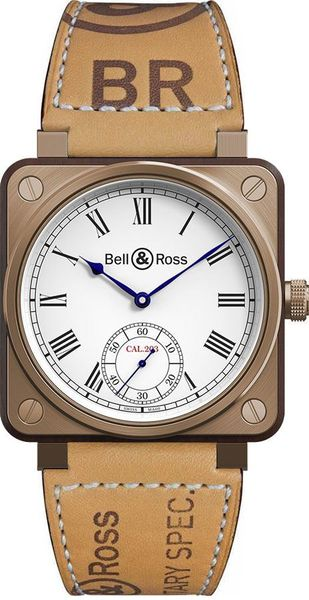 Bell & Ross Aviation Instruments Limited Edition BR01-CM-203-B-V-035