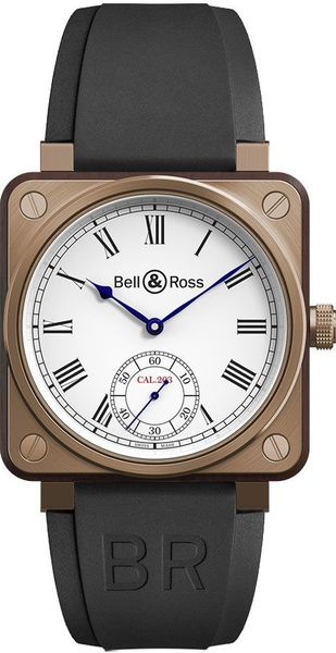 Bell & Ross Aviation Instruments BR01-CM-203-SRB