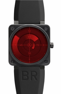 Bell & Ross Aviation Instruments BR0192-REDRADAR