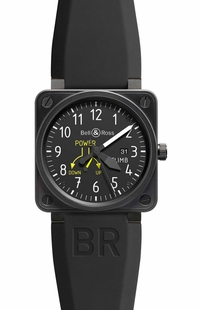 Bell & Ross Aviation Instruments BR0197-CLIMB