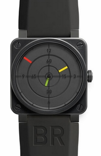 Bell & Ross Aviation Instruments BR0392-RADAR